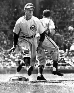 Andy Pafko in 1948 -- The Cubs in the Series