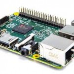 Board for the Raspberry Pi computer, Model 2.