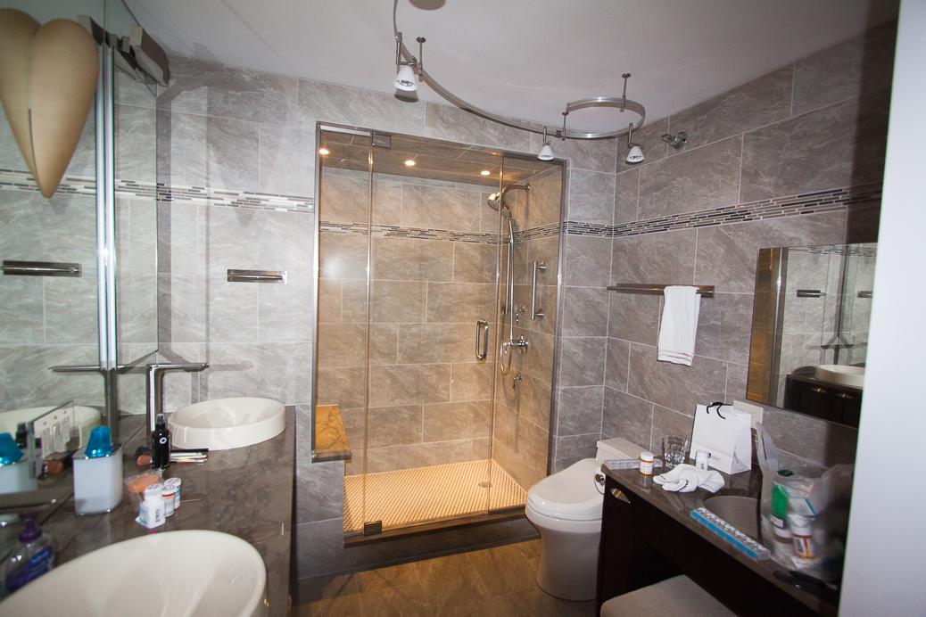Shower Lighting