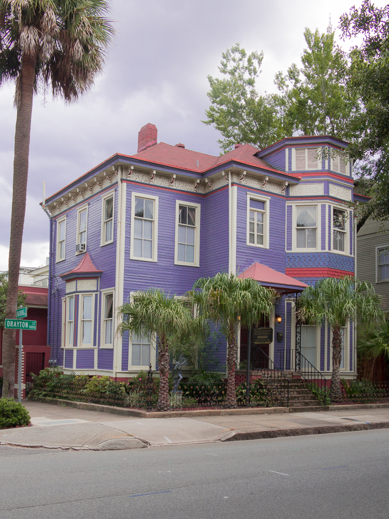 Colorfull Victorian