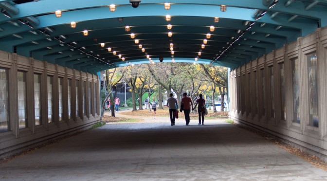 Riverwalk Entrance