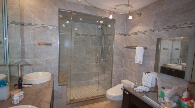Elegant Master Bath Project Completed Successfully